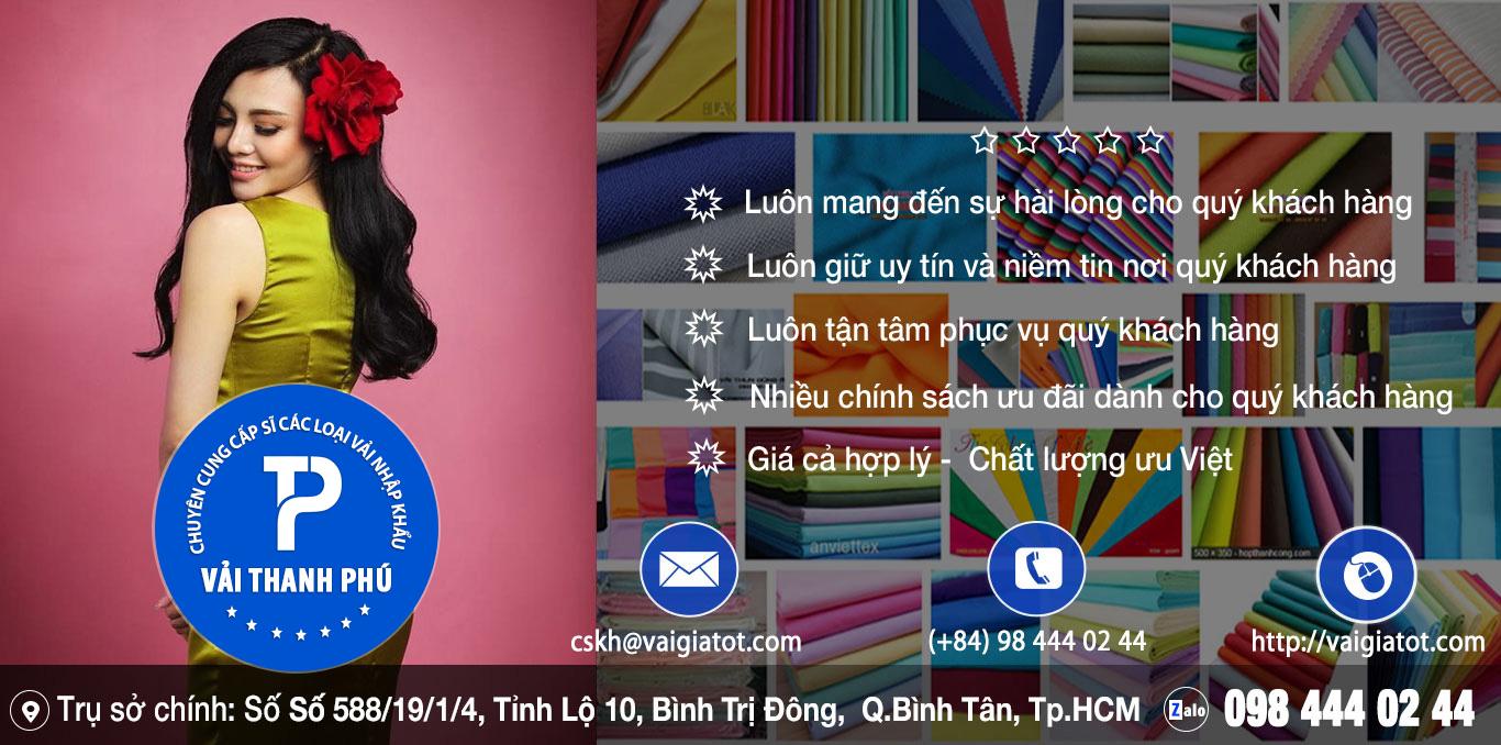 Vải Thanh Phú
