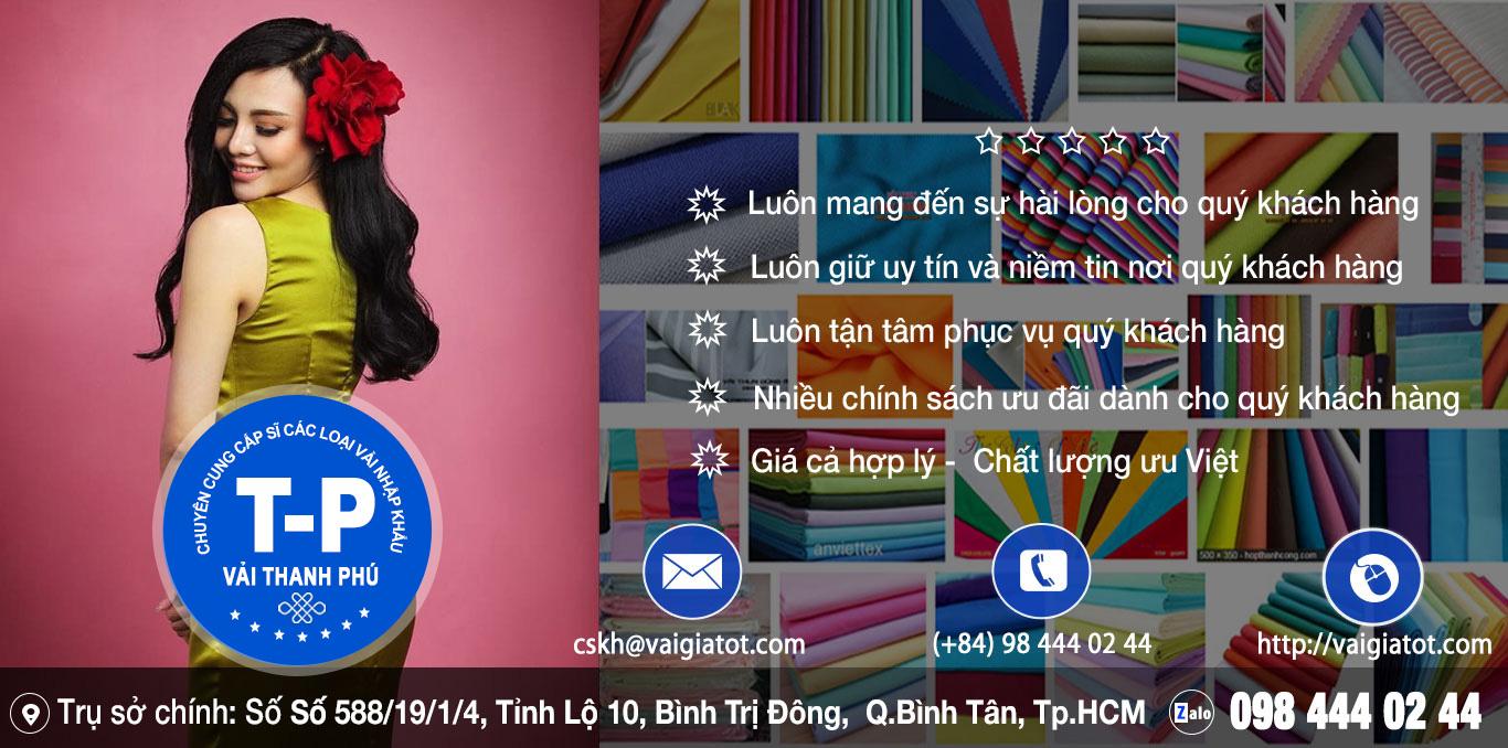 Giới thiệu về Vải Thanh Phú