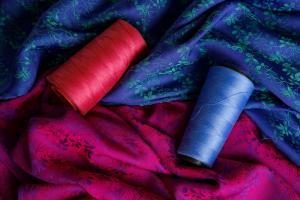 Tìm hiểu về vải lụa Jacquard
